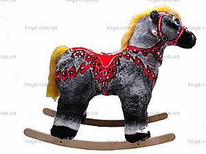 Детская деревянная качалка «Лошадка», 40050-3