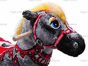 Детская деревянная качалка «Лошадка», 40050-3, купить