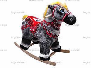Детская деревянная качалка «Лошадка», 40050-3, отзывы