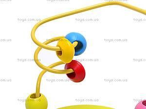 Детская деревянная спираль «Полумесяц», W02-4463, купить