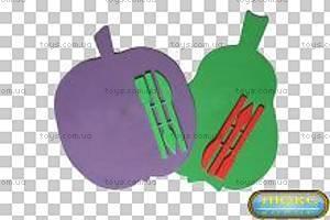 Детская доска для пластилина с аксессуарами, ДПФ-1