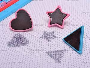 Детская доска для рисования, 3 цвета, 2288, toys.com.ua