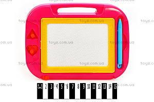 Детская доска для рисования с карандашом, HS8006, магазин игрушек