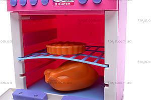 Детская электрическая плита, 5511, купить
