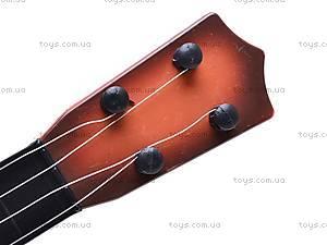 Детская гитара со струнами, 270А-7, цена