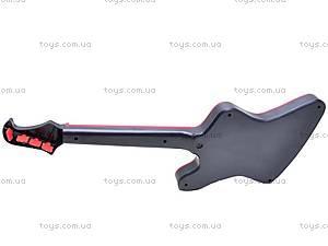 Детская гитара, со струнами, 26088A/B/6608, фото
