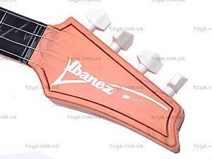 Детская гитара, в сумке, 170A6, купить