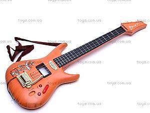 Детская гитара, в сумке, 170A6