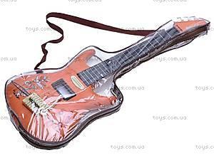 Детская гитара, в сумке, 170A6, цена