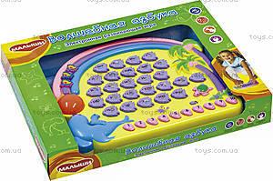 Детская говорящая игрушка «Украинская азбука», EH0141U