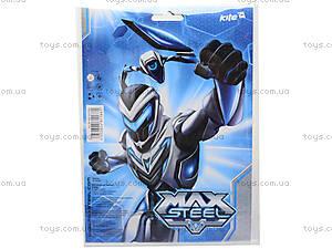 Детская гравюра Max Steel, MX14-159K, купить