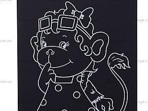 Детская гравюра «Обезьянка», 7017-18, отзывы