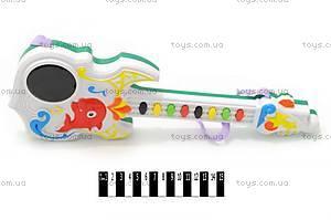 Детская гитара «Дельфин», 747