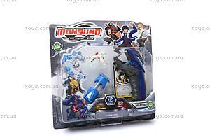 Детская игра Monsuno, ZS823A, купить