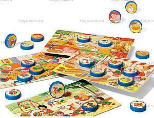 Детская игра Pictolino Junior, 24036-Rb