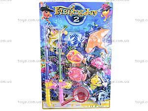 Детская игра «Рыбалка» с 2 удочками, SFY-6523