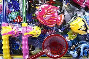 Детская игра «Рыбалка» с 2 удочками, SFY-6523, фото