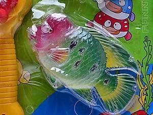 Детская игра «Рыбалка» с рыбками, 357B, фото