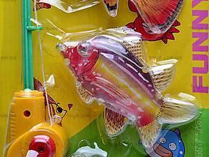 Детская игра «Рыбалка» с рыбками, 357B, отзывы