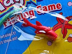 Детская игра «Рыбалка» с рыбками, 357B, цена