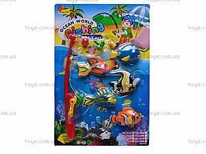 Детская игра «Рыбалка» с удочкой, 3468