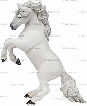Детская игровая фигурка «Конь» на дыбах, 51521