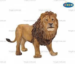 Детская игровая фигурка «Лев», 50040
