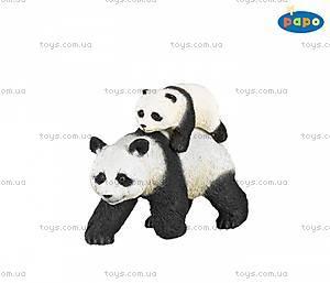 Детская игровая фигурка «Панда» с детенышем, 50071