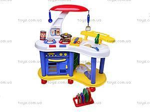 Детская игровая кухня, ZB-6006B, купить
