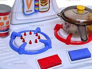 Детская игровая кухня, ZB-6006B, отзывы