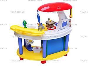 Детская игровая кухня, ZB-6006B, детские игрушки