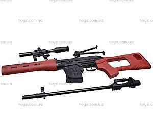 Детская игровая винтовка, WEX-C5, игрушки
