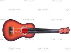 Детская игрушечная гитара, 8020A