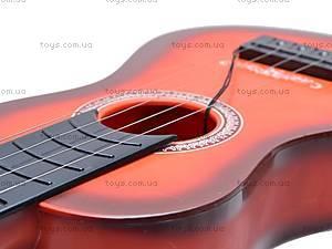 Детская игрушечная гитара, 8020A, купить