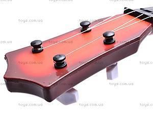 Детская игрушечная гитара, 8020A, отзывы