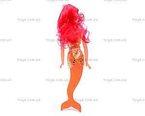 Детская игрушечная кукла-русалка, GD-118C, цена