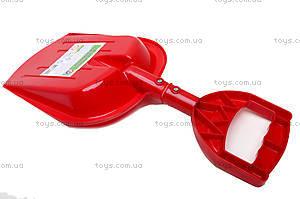 Детская игрушечная лопатка, 1202, toys.com.ua