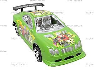 Детская игрушечная машина Ben 10, 811, купить