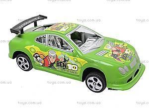 Детская игрушечная машина Ben 10, 811, фото