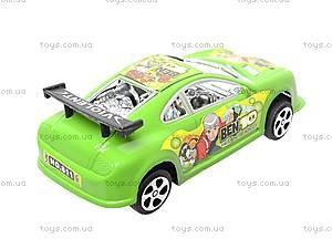 Детская игрушечная машина Ben 10, 811, отзывы