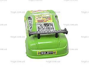 Детская игрушечная машина Ben 10, 811, игрушки