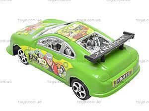 Детская игрушечная машина Ben 10, 811, магазин игрушек