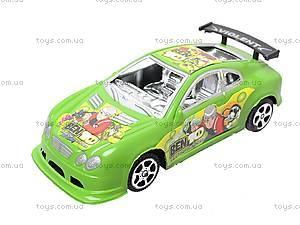 Детская игрушечная машина Ben 10, 811, toys.com.ua