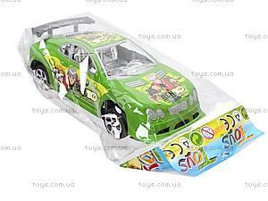 Детская игрушечная машина Ben 10, 811