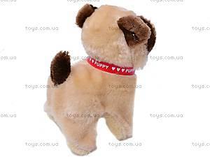 Детская игрушечная собака, 9118B, фото
