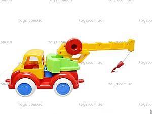Детская игрушка «Автокран», С-80-Ф, купить