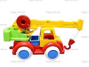 Детская игрушка «Автокран», С-80-Ф, фото