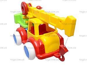 Детская игрушка «Автокран», С-80-Ф, отзывы