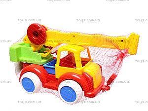 Детская игрушка «Автокран», С-80-Ф
