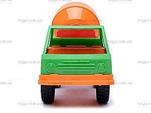 Детская игрушка «Бетономешалка», 099, отзывы